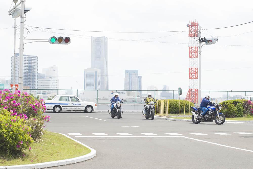 KANTOモータースクール横浜西口校の紹介画像1